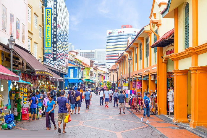 Những khu phố nổi tiếng ở Singapore nên đặt chân tới