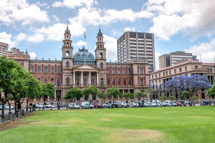 Ghé Thăm Thành Phố Pretoria Nam Phi