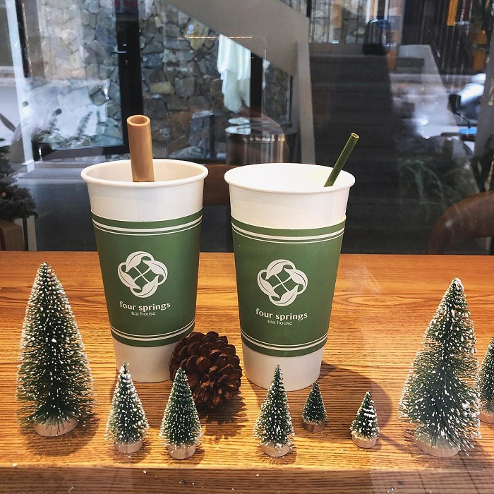 Quán cafe sống xanh tại Hà Nội