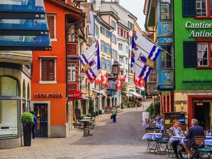 Thụy Sỹ là quốc gia du lịch đắt đỏ nhất