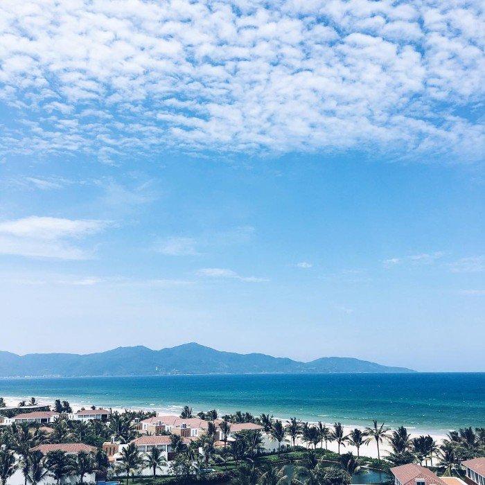 Hồi ức về biển xanh, mây trắng. -Ảnh: Sưu tầm