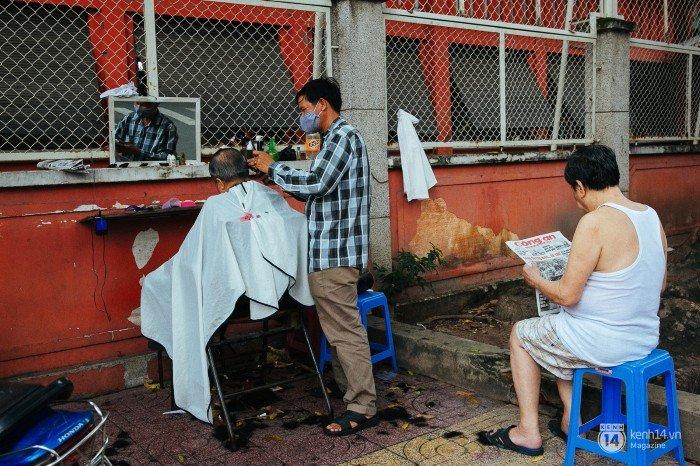 Lúc nhỏ cứ nghĩ Sài Gòn là của người Sài Gòn, lớn lên mới biết đây là nơi sinh sống, lập nghiệp của người dân tứ xứ.