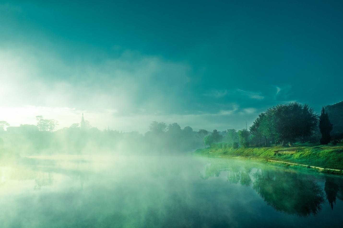Lãng đãng hơi sương
