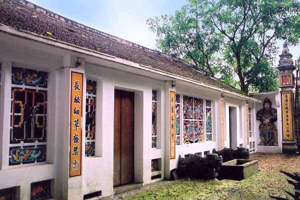 Chùa Hương Tuyết Hà Nội được xây dựng vào năm 1912