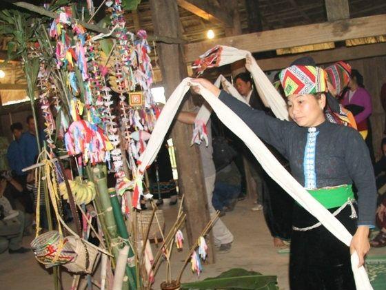 Lễ hội dâng hoa Măng của người La Ha: Kho báu nghi thức và nghệ thuật độc đáo