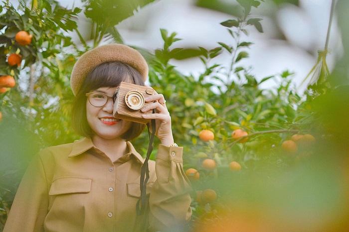 Mới Lạ Địa Điểm Check-in Vườn Cam Đông Triều 'Hút Hồn' Team Mê Sống Ảo