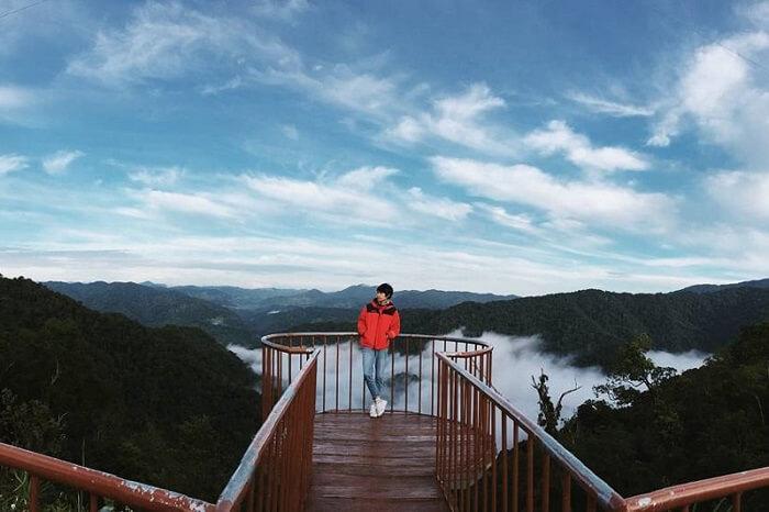 Phượt Tây Giang Quảng Nam 'săn mây trời' trên đỉnh Trường Sơn