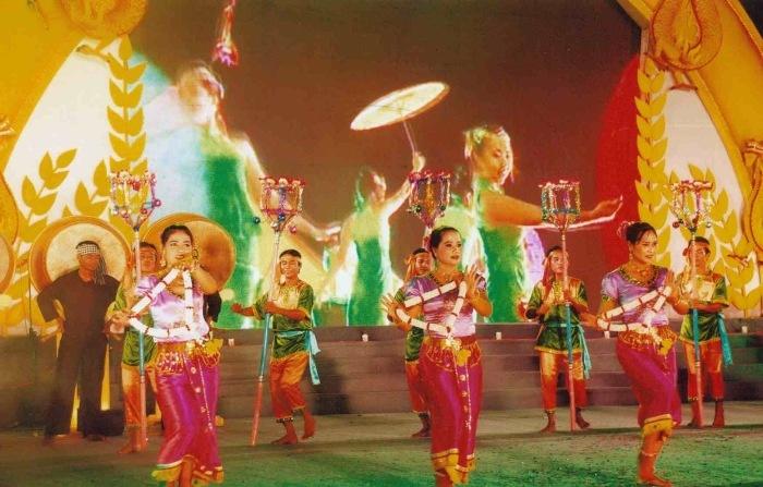 Tết Chol Chnam Thmay