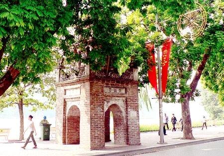 Tháp Hoà Phong Hà Nội