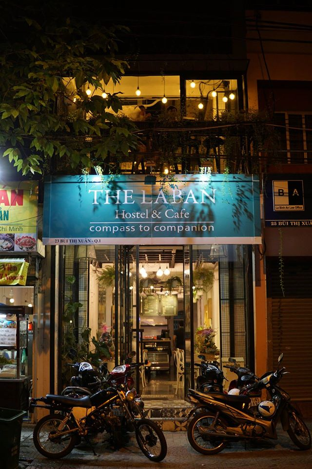 The Laban - hostel xinh xinh giữa trung tâm Sài thành - Ảnh: The Laban