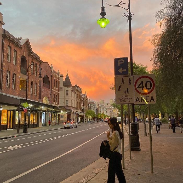 The Rocks Australia - Khu phố cổ của Sydney