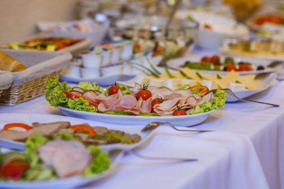 Tiệc buffet
