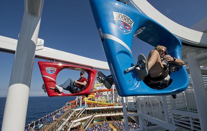 Skyride, Carnival Vista