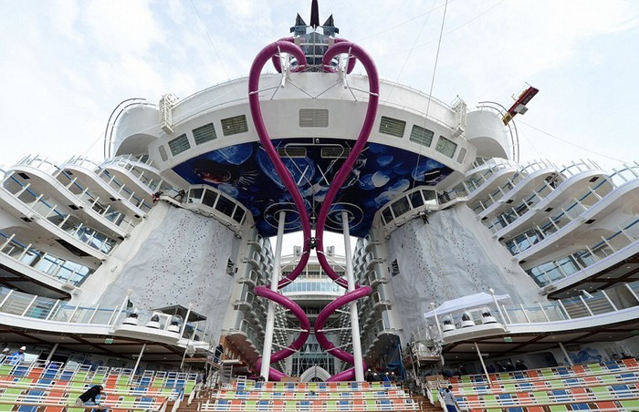 The Ultimate Abyss, Harmony of the Seas