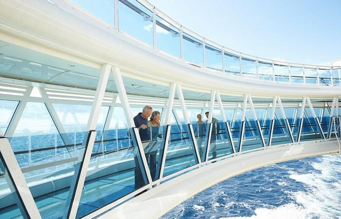 SeaWalk, Princess Cruises