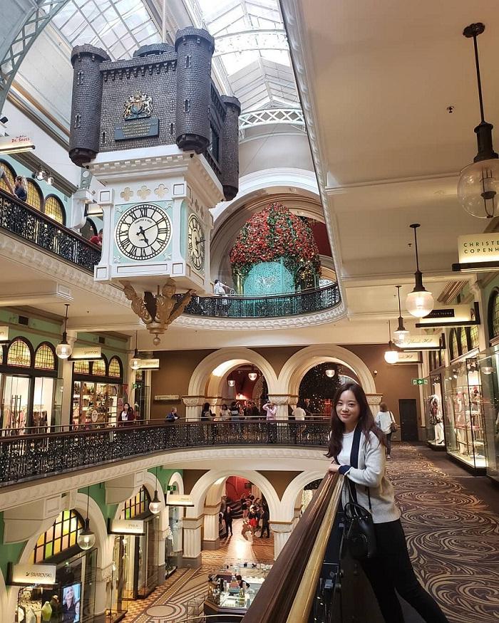 Tòa nhà Nữ hoàng Victoria – trung tâm mua sắm bậc nhất thế giới của Sydney, Úc
