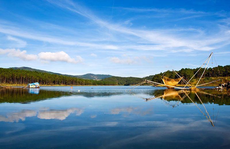 Những khoảng trời xanh tuyệt đẹp nhất Việt Nam