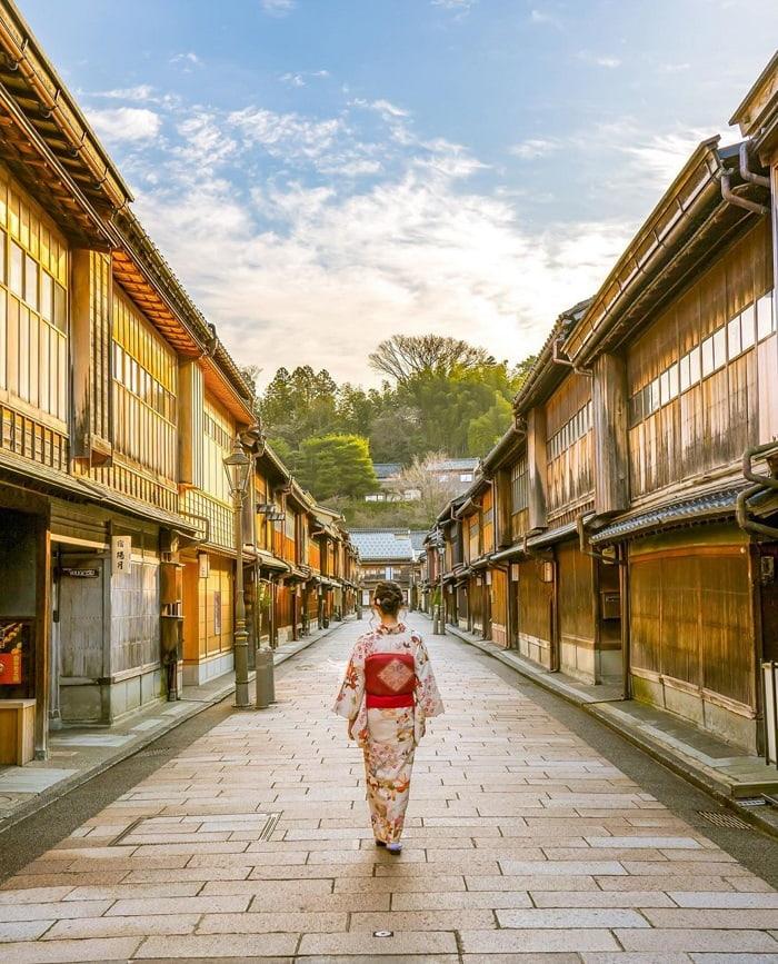 Những Trải Nghiệm Ở Kanazawa Nhật Bản Thú Vị Nhất