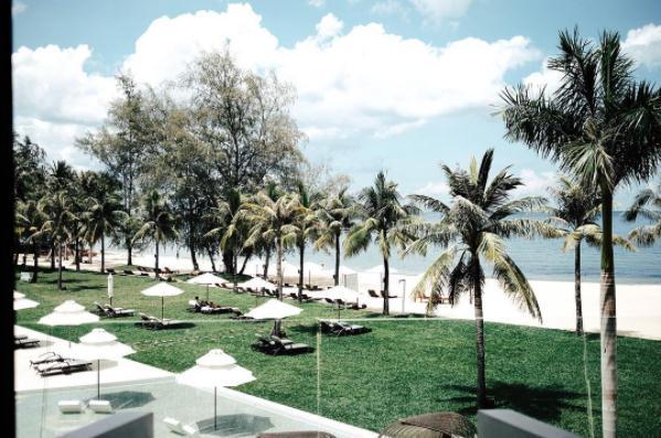 Mức giá ở The Shells Resort & Spa Phú Quốc sẽ rơi vào khoảng 5 triệu đồng/ đêm. (ảnh: ngle.nhatminh).