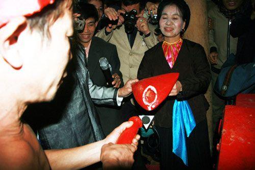 Trò Trám - lễ hội phồn thực lớn nhất Việt Nam