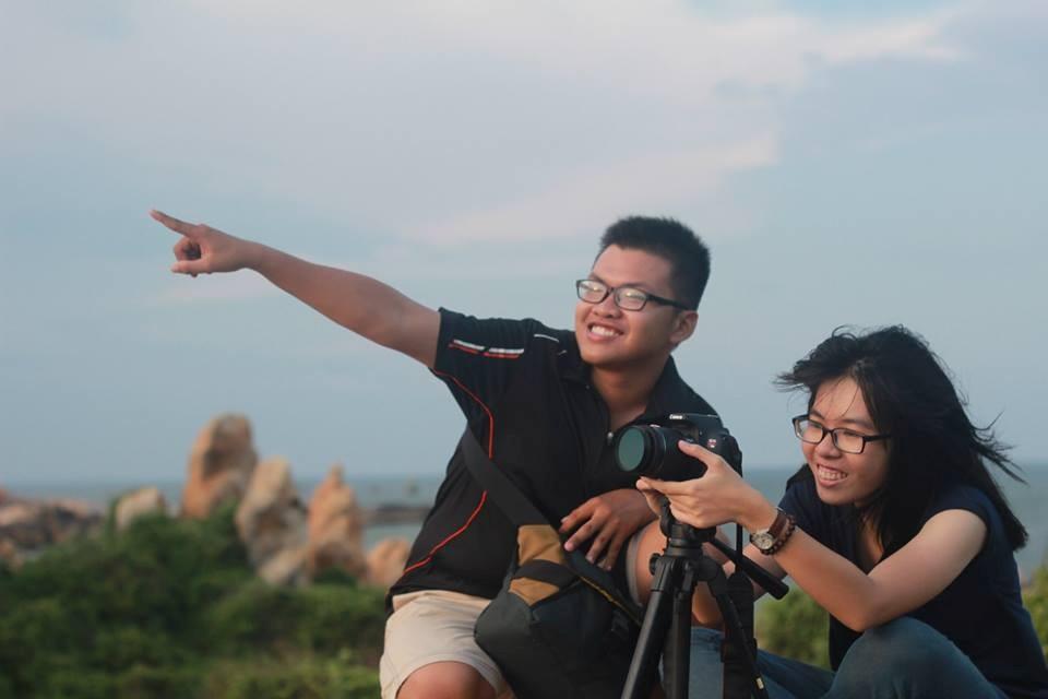 Những người yêu nhiếp ảnh có thể dành cả chỉ để tìm kiếm một khung hình đẹp