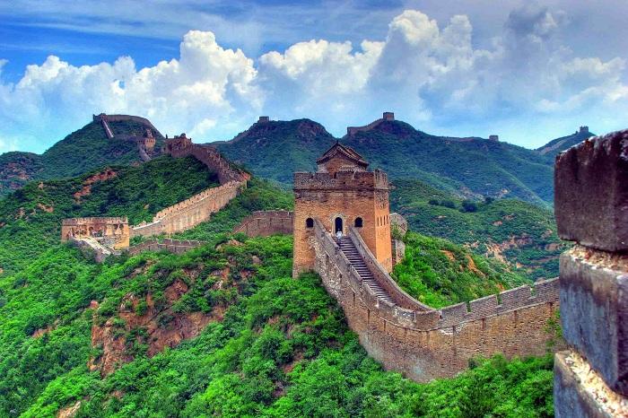 di tích Vạn Lý Trường Thành Trung Quốc