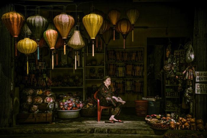Một góc khác của Việt Nam cũng xuất hiện trong những tác phẩm đoạt giải của hạng mục quốc gia.