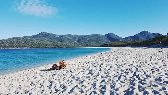 Say mê quên lối về tại vịnh Wineglass Úc