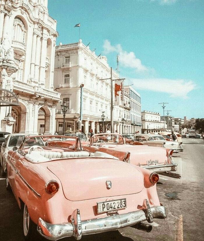 Văn hóa độc đáo tại Cuba