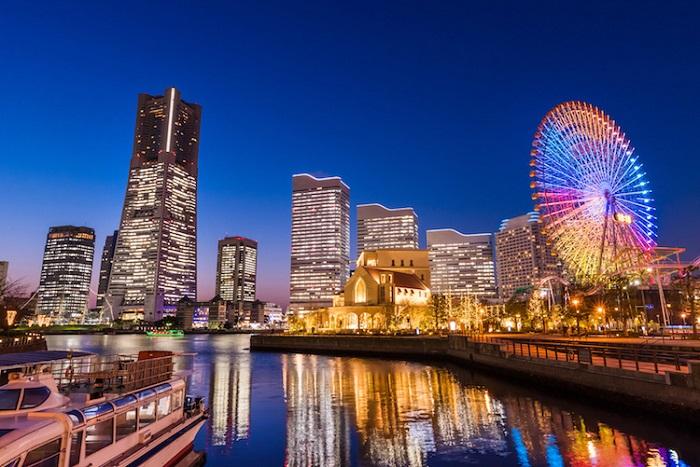 Top những địa điểm tham quan ở Yokohama Nhật Bản hấp dẫn nhất