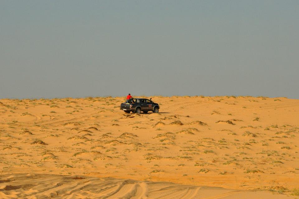 Miền cát gió và những điều hay