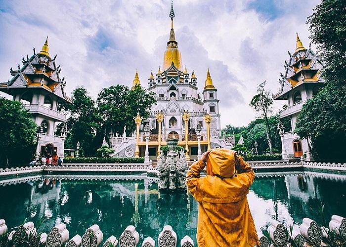 Chùa Bửu Long - Ngôi chùa Thái Lan tại Sài Gòn