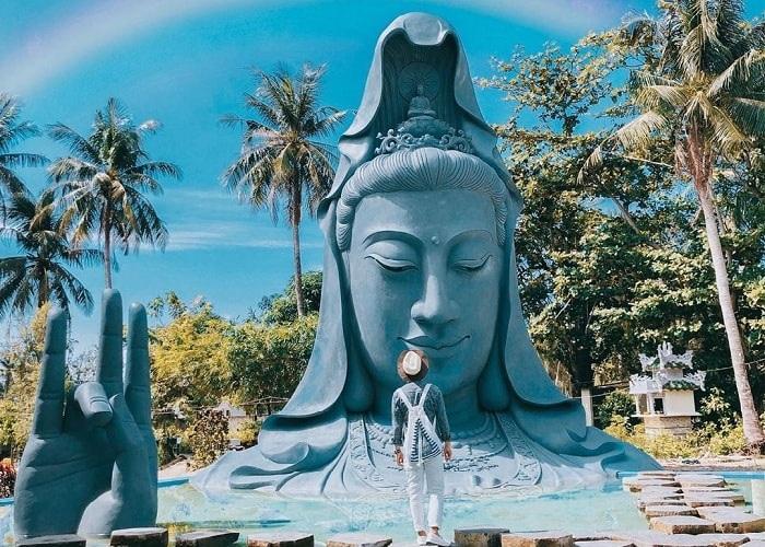 Chùa Thanh Lương Phú Yên - địa điểm du lịch tâm linh nổi tiếng xứ Nẫu