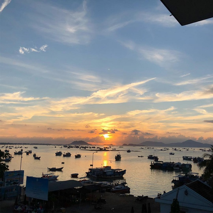 Định vị đảo Điệp Sơn