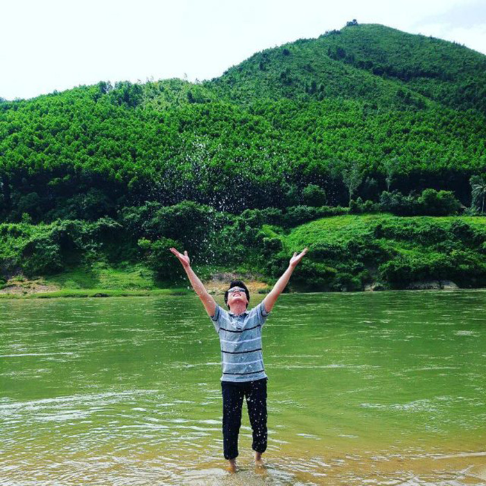 Hòn Kẽm Đá Dừng là một thắng cảnh đẹp và nổi tiếng của mảnh đất Quảng Nam.