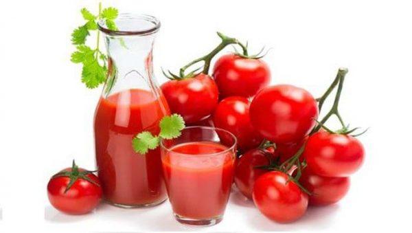 trị chấy bằng cà chua