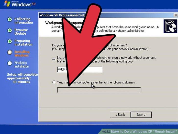 Hướng dẫn các cách sửa lỗi Windows XP bị màn hình xanh