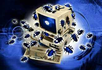 Máy tính nhiễm virut
