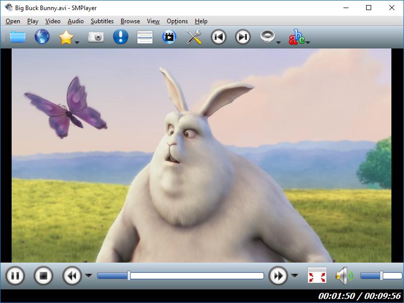 Phần mềm SMPlayer