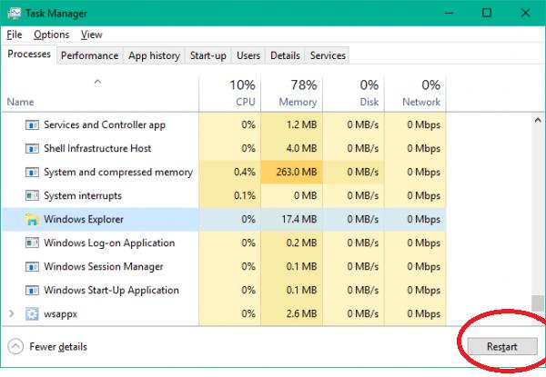 Click vào Windows Explorer