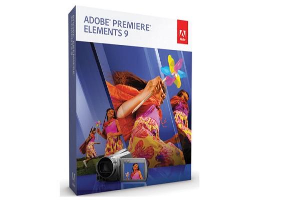 Phần mềm Adobe Premiere Elements