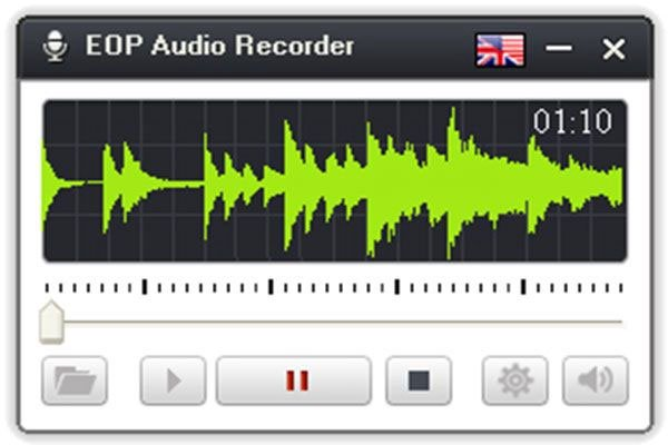 Phần mềm EOP Audio Recorder