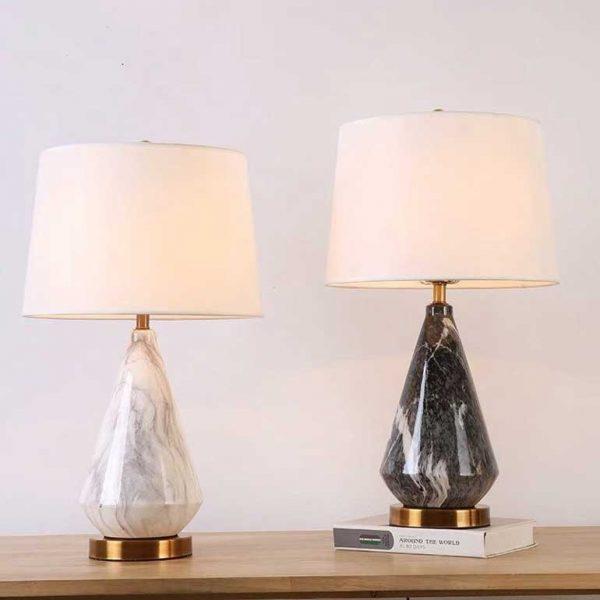 Đèn ngủ để bàn nhỏ đẹp để bàn Decor HT-35 - Đèn bàn decor HT-35- Đèn để bàn