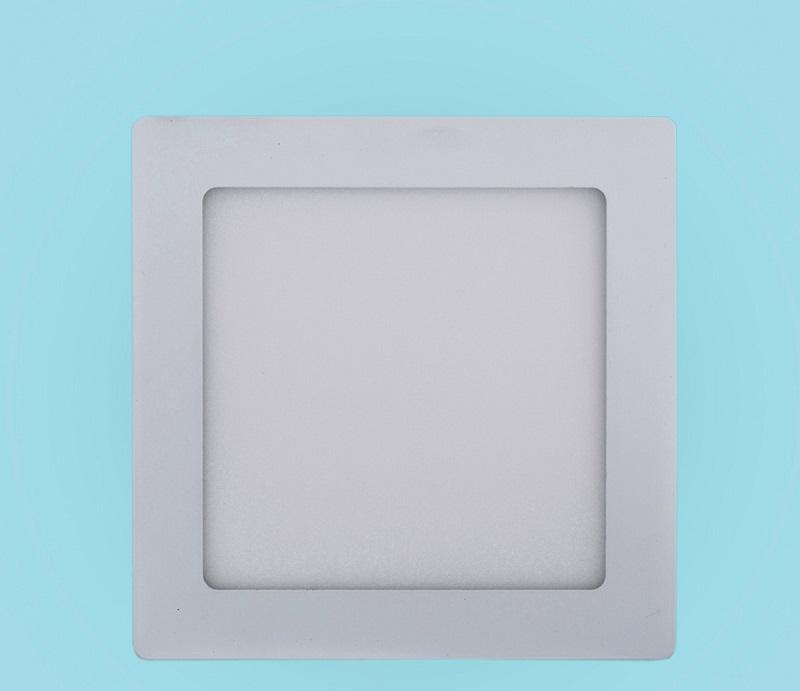 Đèn ốp nổi vuông 12W - Đèn Ốp Trần - Đèn Trang Trí