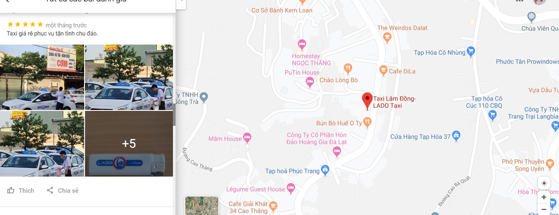 danh-gia-taxi-lado-da-lat-google-map-3