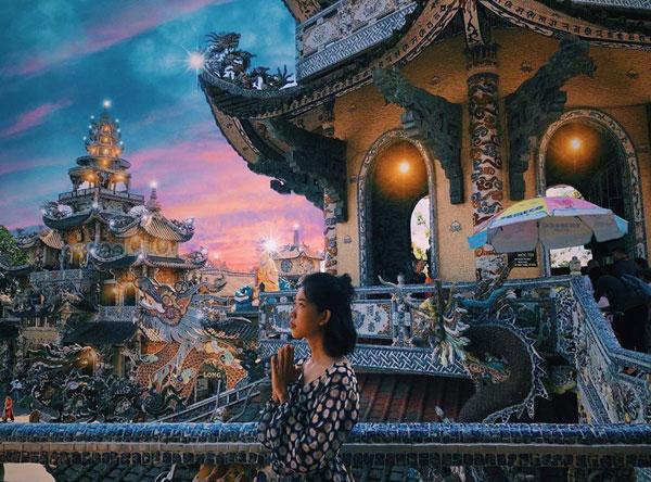 Địa điểm du lịch tết Đà Lạt