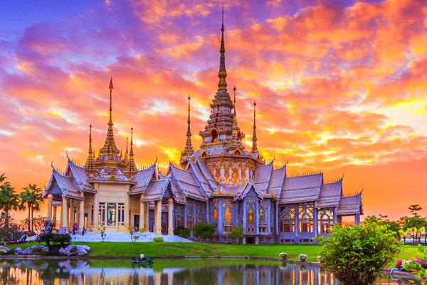 Địa điểm du lịch Thái Lan tết 2020