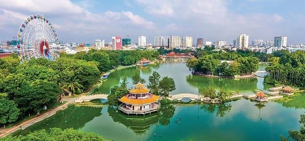 Tết đi đâu chơi ở Sài Gòn