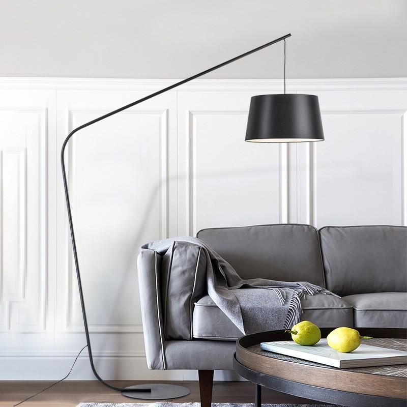 Đèn cây trang trí góc sofa hiện đại – Đèn cây đứng trang trí góc sofa giá rẻ HTC-13