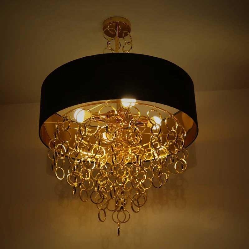 Đèn LED trang trí nhà hàng hiện đại decor - Đèn trang trí nhà hàng hiện đại decor
